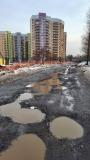 Ход строительства дороги :)