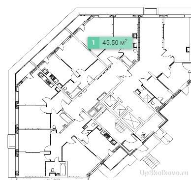 Особенности уровня первых этажей 11 корпуса. - 5 секция.jpg