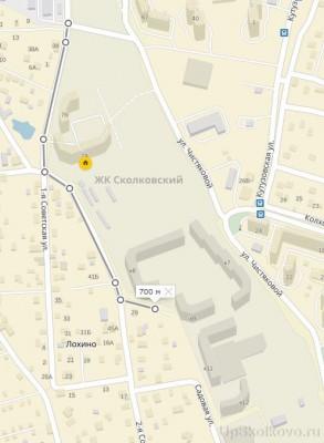 Начаты подготовительные работы для реконструкции улицы Советской - 700 метров.JPG