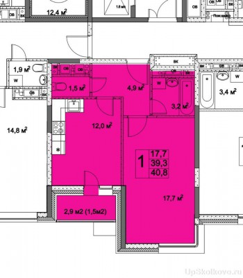 Объединение лоджии или балкона. Возможность перепланировки, варианты. - HyROQTbnUtM.jpg