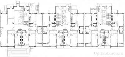 Особенности уровня первых этажей 11 корпуса. - 6-8 секции.jpg