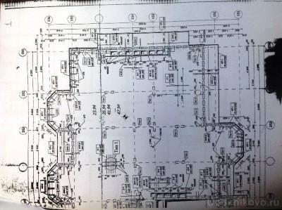 10 корпус. Разговоры соседей. - поэтажный план застройщика с размерами.jpg
