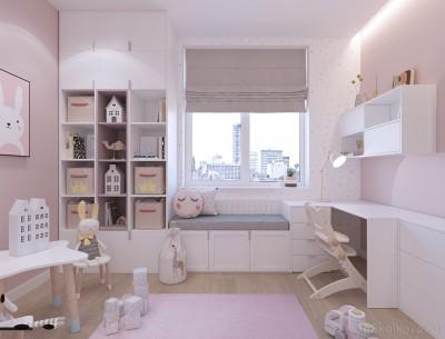 Дизайн интерьера для новоселов  - ghk Tushino 2018 детская 2.jpg