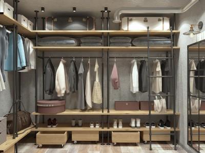 Дизайн интерьера для новоселов  - Анискино Цоколь гардероб-3.jpg