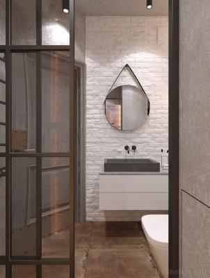 Дизайн интерьера для новоселов  - Анискино Цоколь санузел-3.jpg