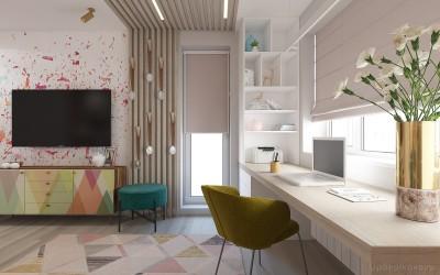 Дизайн интерьера для новоселов  - Детская5 ЖК Новые Черемушки.jpg