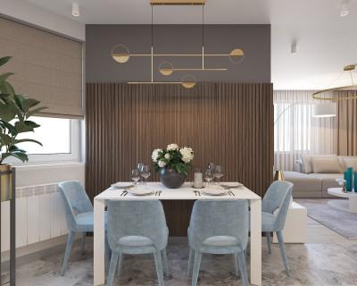 Дизайн интерьера для новоселов  - Кухня 5 ЖК Новые Черемушки.jpg