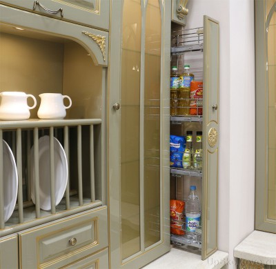 Кухни - выбор, отзывы, цены и качество - бутылочница.jpg